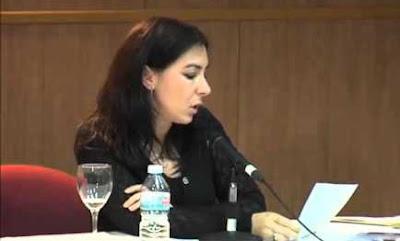 Magda Robles, poeta invitada