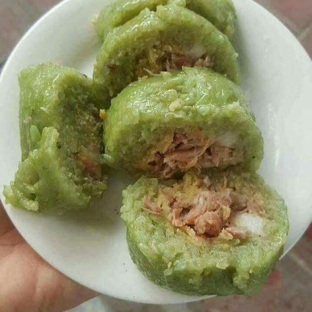 Bánh Chưng Gù - the famous special dish in Ha Giang 1