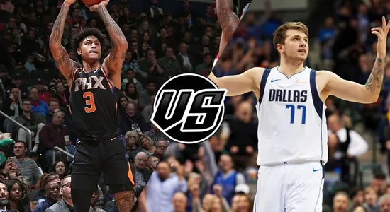 Live Streaming List: Phoenix Suns vs Dallas Mavericks 2018-2019 NBA Season