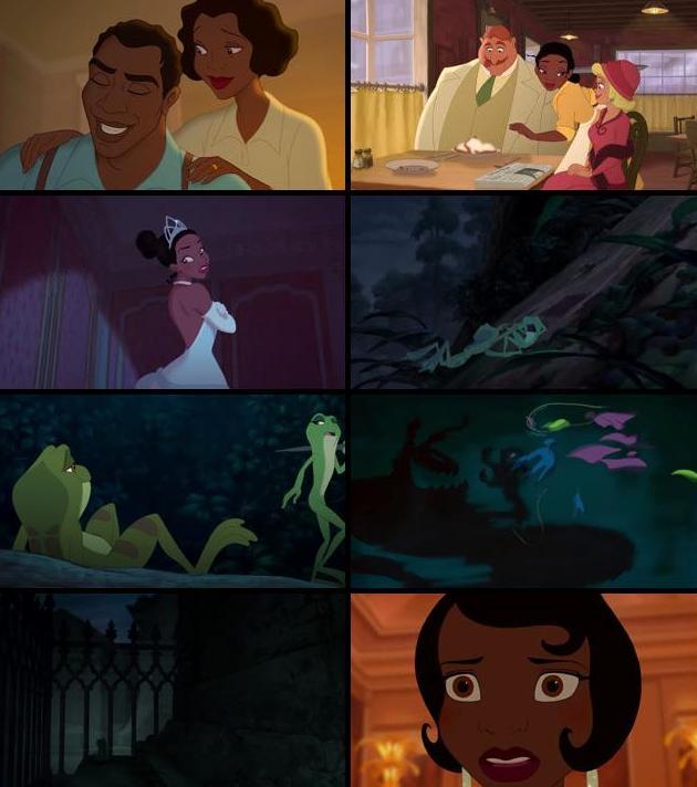 The Princess and the Frog 2009 Dual Audio Hindi 480p BluRay