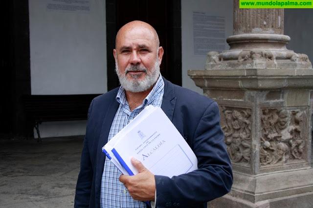 El Ayuntamiento de Santa Cruz de La Palma alcanza un grado de ejecución presupuestaria superior al 90% en los últimos tres años