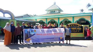 Prodi Pendidikan Sosiologi Unismuh Makassar Bakti Sosial Menyambut Ramadhan di Desa Maradekaya Kec. Bajeng