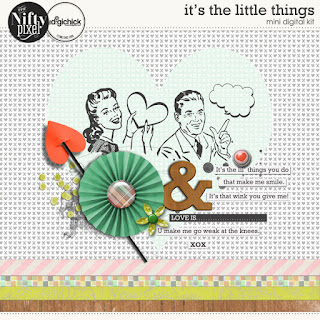 t's the Little Things by The Nifty Pixel