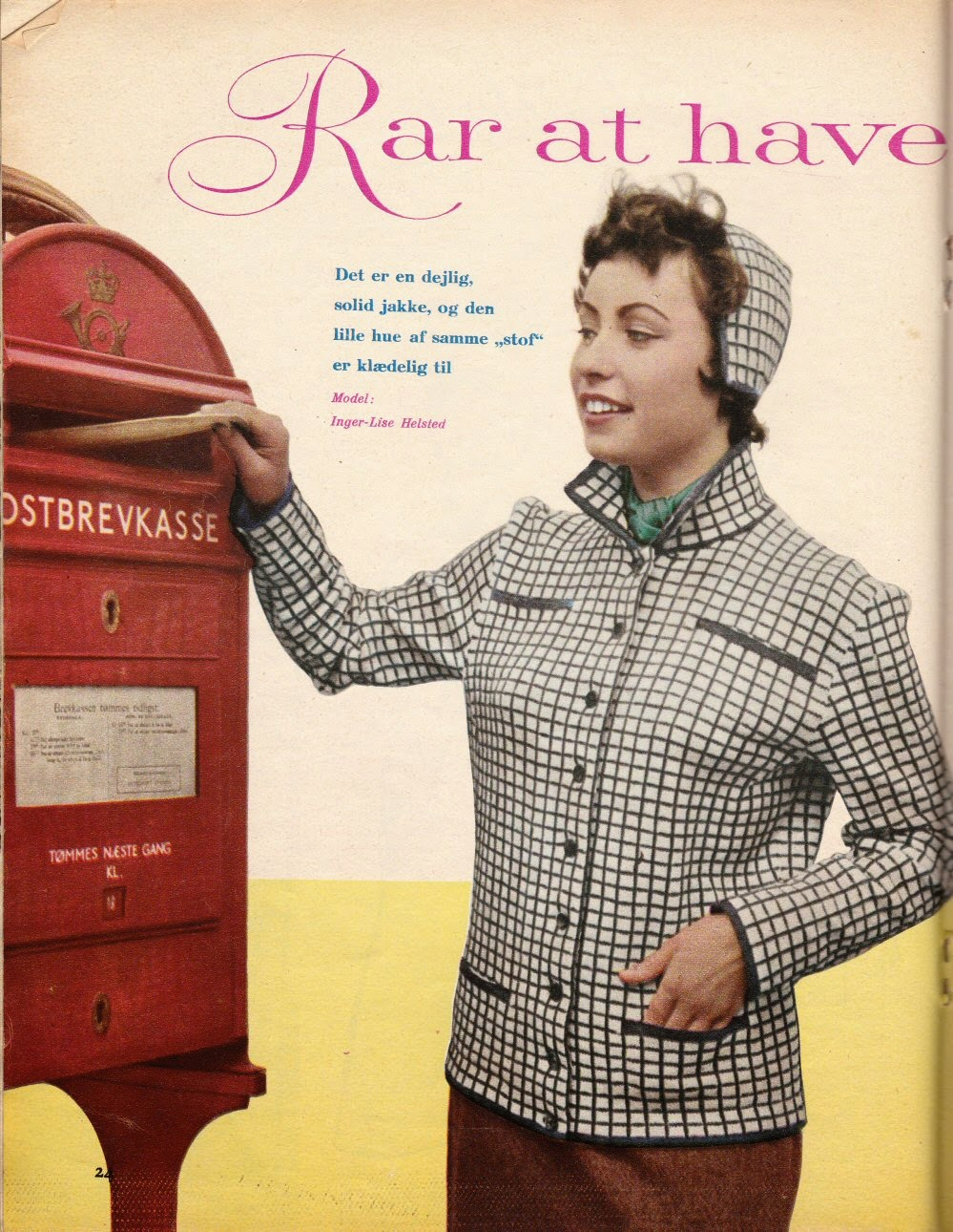 ALT for Damerne, 1955, no 36