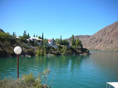 De viajeros por San Rafael, Mendoza, Argentina 1