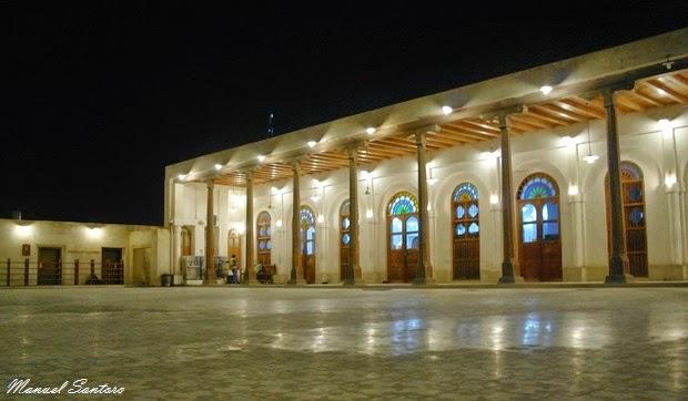 Doha, nei pressi del Souq Waqif