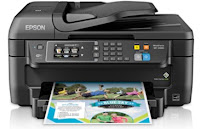Epson WorkForce WF-2660 Printers Drivers Download