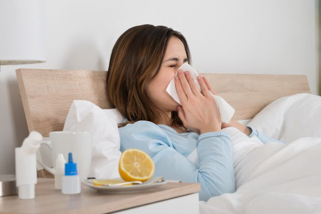 Penyebab Flu/Pilek