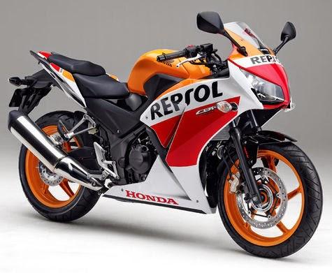 Harga Honda CBR250R 2014