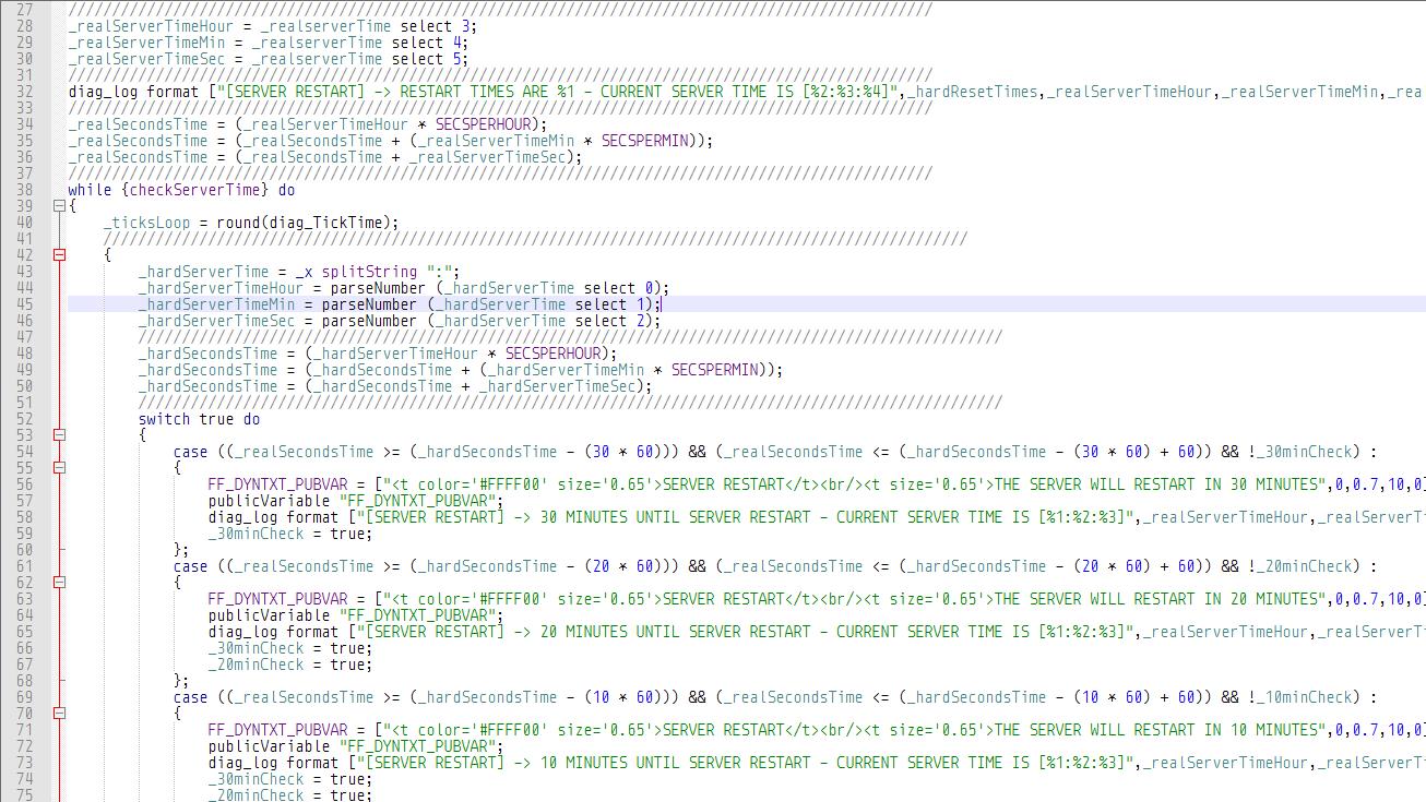 arma 3 server scripts