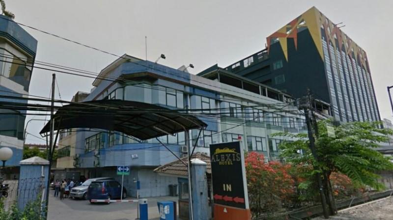 Penampakan Hotel Alexis, Jakut