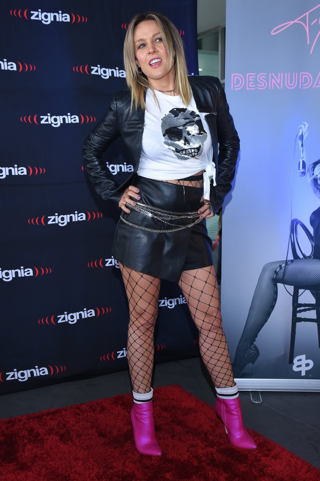Ana Patricia Gamez Desnuda maria fernanda blazquez gil 'fey' attends a press conference