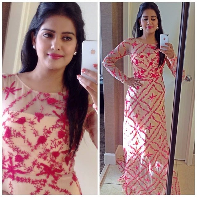 vishakha singh , # washington # gwtcs # stunning in a # abdulhalder @ vishakhasingh555, Vishakha Singh Hot HD Images From Latest Events