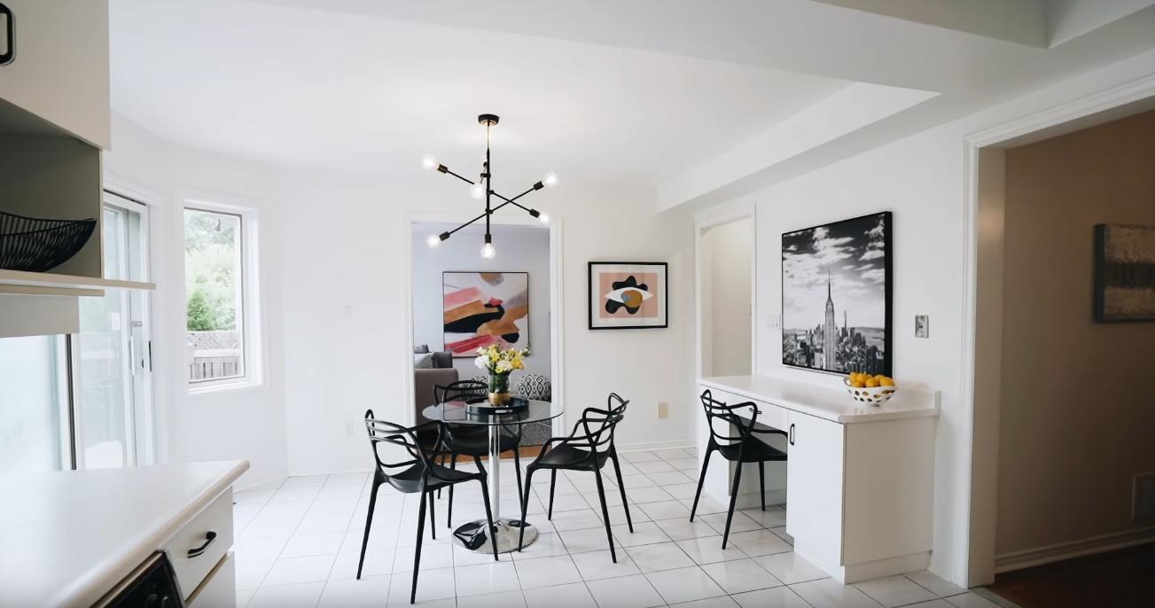 20 Photos vs. 112 Delroy Dr, Toronto vs. Home Interior Design Tour
