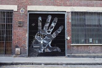 Sunday Street Art : Philippe Baudelocque - rue Hégésippe-Moreau - Paris 18