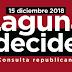 En la Consulta popular de Laguna de Duero vence la República