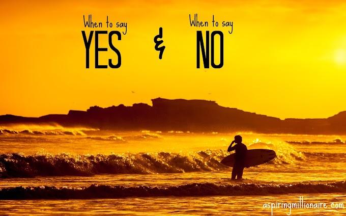 Osho - Từ nói 'không' tới nói 'có'