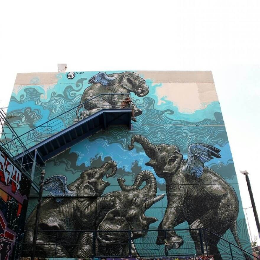 08-Winged-Elephants-Learning-to-Fly-Wild-Drawing-WD-Bringing-Murals-Art-and-Color-to-our-Cities-www-designstack-co