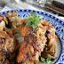 Kurczak z majerankiem i czosnkiem (z patelni)