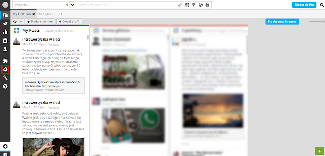Automatyczna publikacja postów na serwisy społecznościowe
