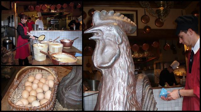 Restaurant Mere Poulard Menus