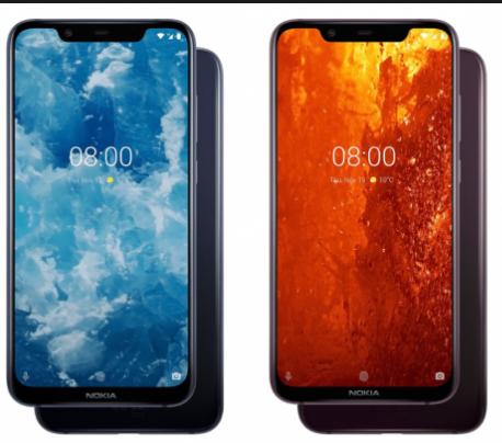Nokia 8.1 Sudah Hadir, Harganya Cuma Segini