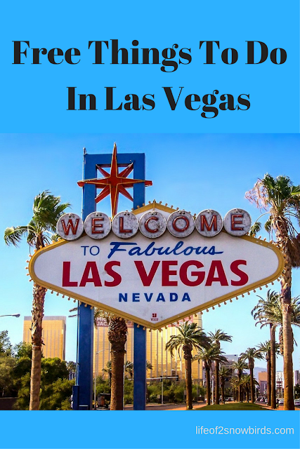 Kid Friendly Things To Do In Las Vegas For Free