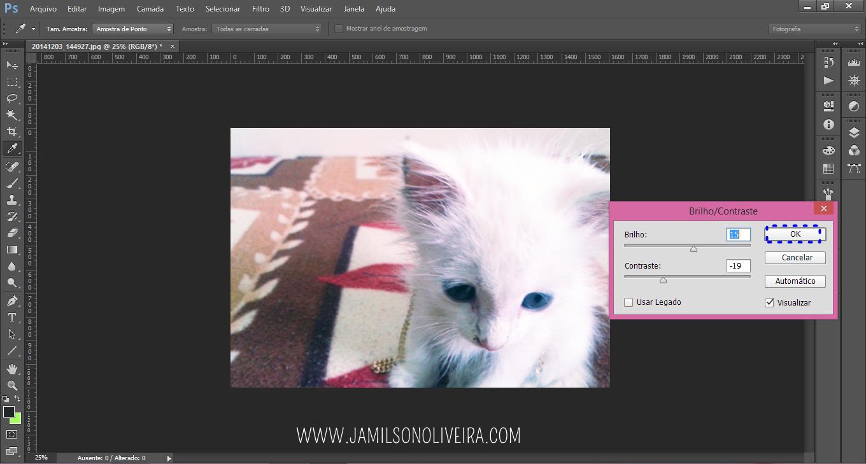 Como editar uma foto estilo tumblr - Jamilson Oliveira Blog