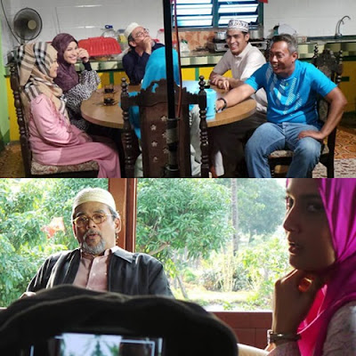 Sinopsis drama Imam Muda Dari Cairo TV1, pelakon dan gambar drama Imam Muda Dari Cairo TV1, Imam Muda Dari Cairo episod akhir – episod 13