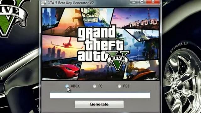 Gta v serial key download