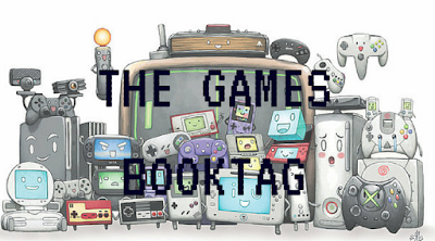 THE GAMES BOOK TAG
