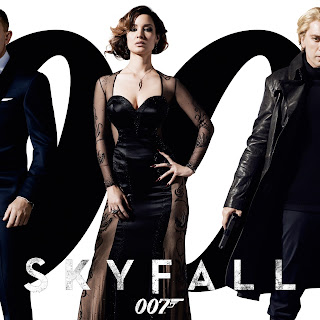 Skyfall 007 iPad Retina Wallpaper