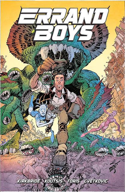 Image Comics ERRAND BOYS