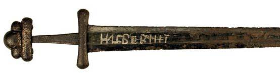 Nadie sabe qué significa la palabra Ulfberht