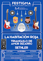 Festigma en Sala La Riviera