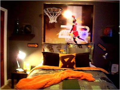 Basketball Bedroom Decor | THIS IS MY STORY