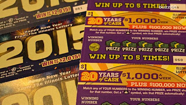 скрэч-лотерея