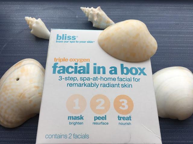 Bliss Spa Facial in a Box