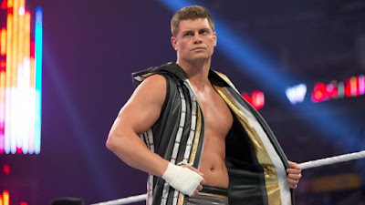 WWE Stardust Released From Contract