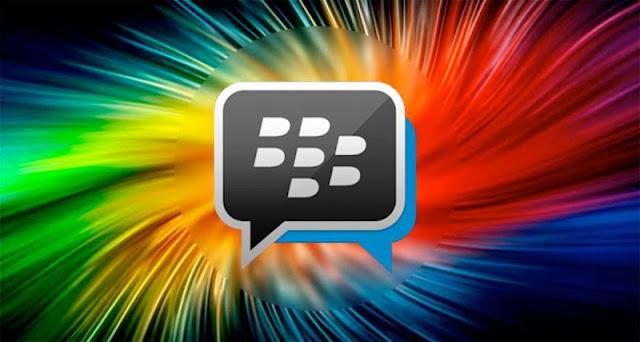 Membuat Status & Chat BBM Warna Warni