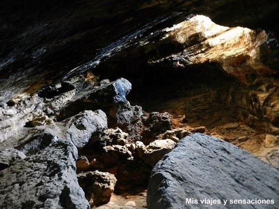 Cueva del armentero, Monumento Natural de la Hoz de Beteta, Cuenca