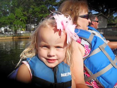 Lakewood campground paddle boats