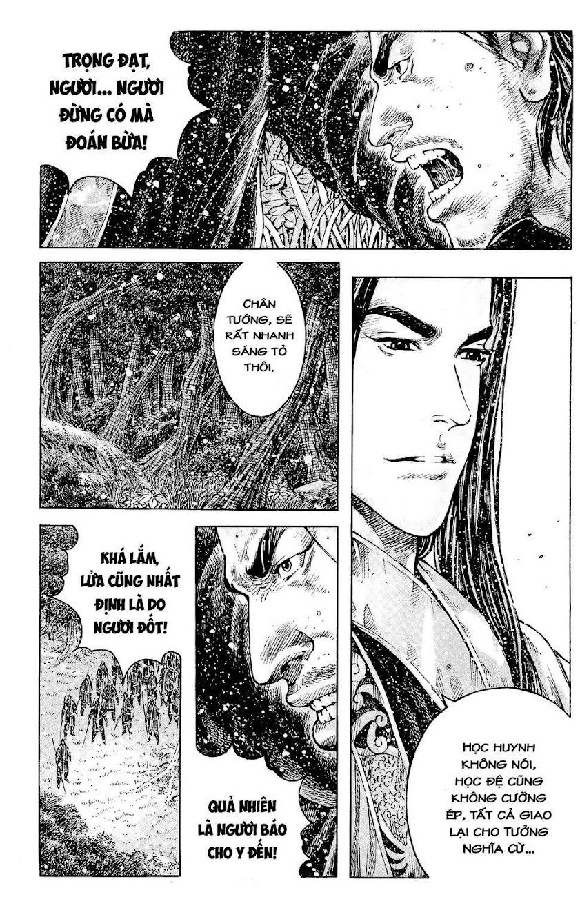 Hỏa phụng liêu nguyên Chương 348: Thiên nhật thần binh [Remake] trang 9