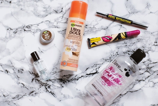 beauty empties april review primark beauty