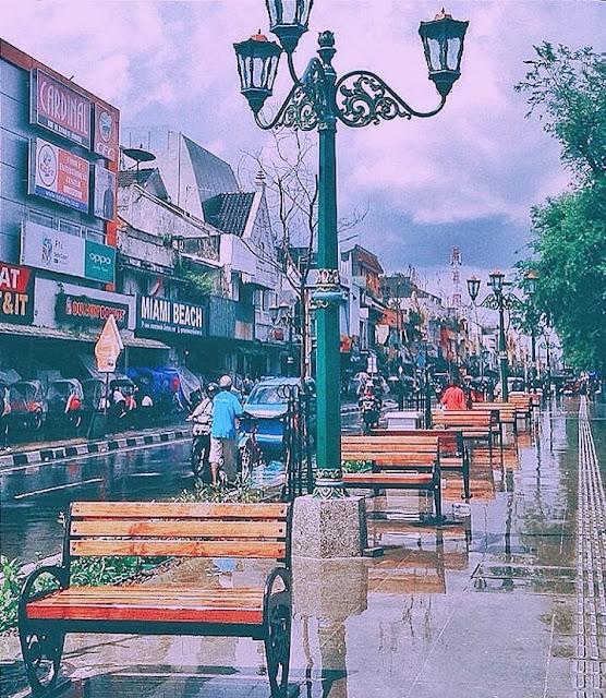 Malioboro Jogja - Pusat wisata di Yogyakarta