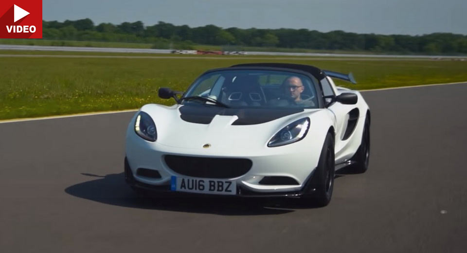 Lotus Elise Cup 250 Will Give Many Supercars A Nasty Surprise On The Track