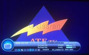 ATE TV IntelSat 17 @66 0E New Biss Key And TP 2018