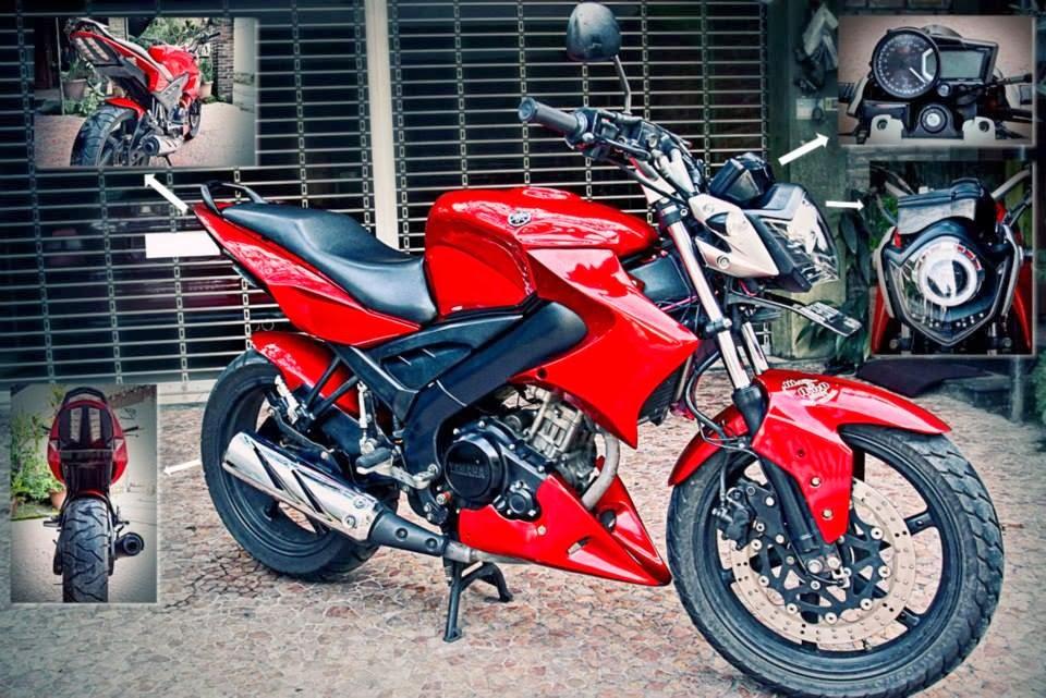 10 Gambar Modifikasi Motor Yamaha Vixion Terbaru
