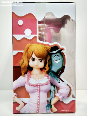 Review de Figuarts ZERO Charlotte Pudding de One Piece - Tamashii Nations