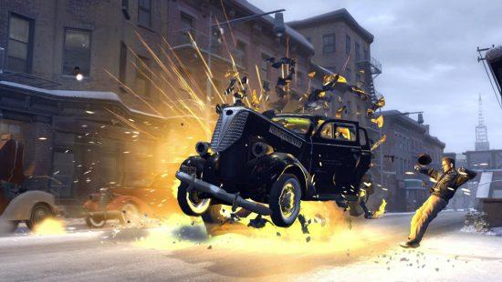 Mafia II: Digital Deluxe Edition (PC) Em PT-BR + DLCs